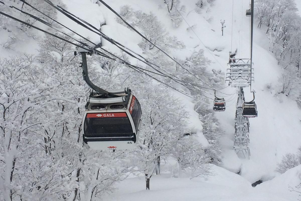 Day Trip to Gala Yuzawa in Winter