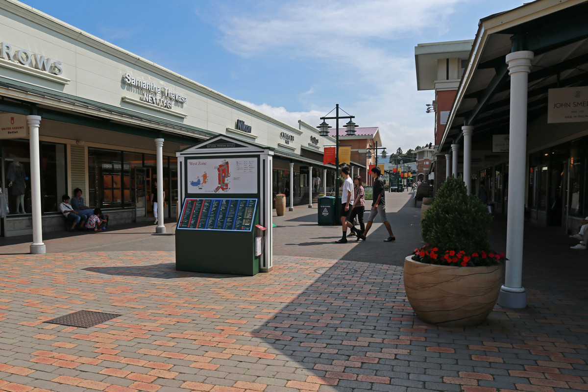 Day Trip to Gotemba Outlets