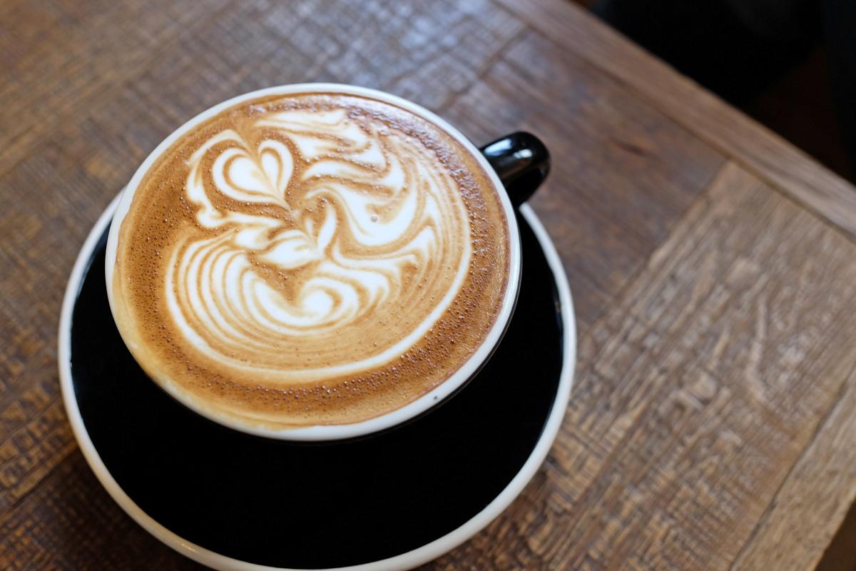Best Caffe Latte in Tokyo: Lattest Omotesando