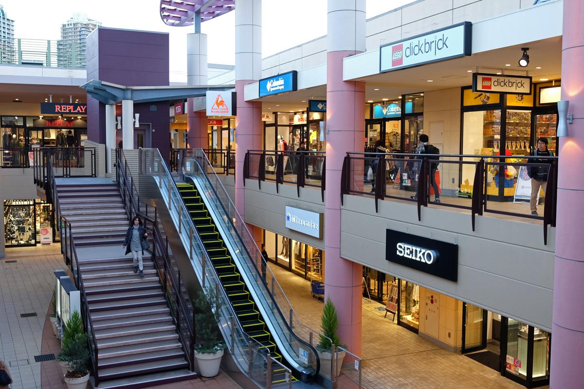 Outlet Mall Makuhari