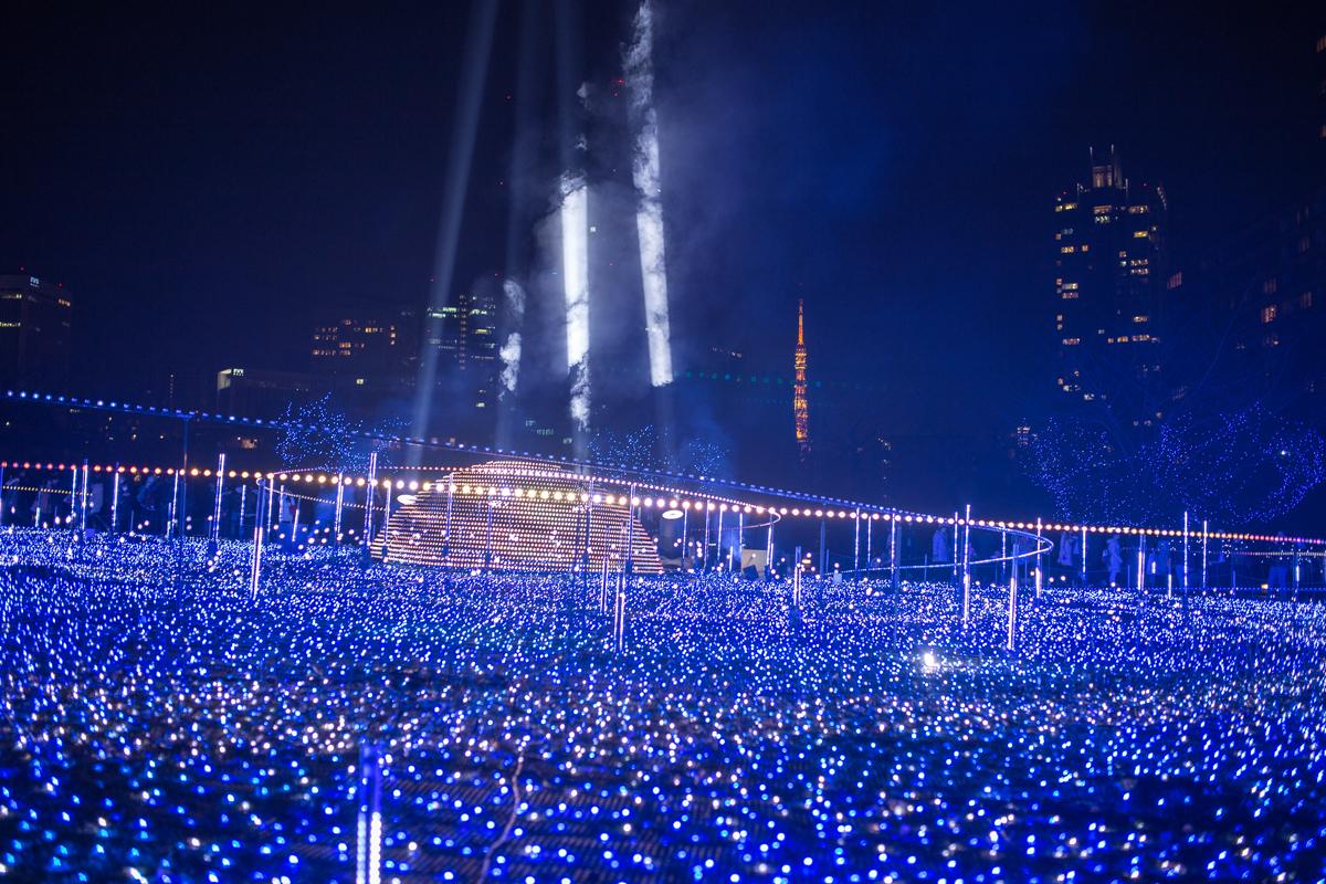 Winter Illumination Tokyo Midtown