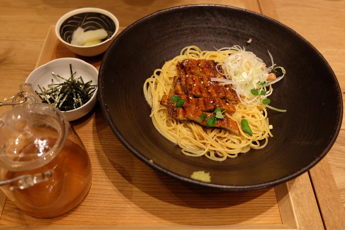 Unagi Pasta Japan