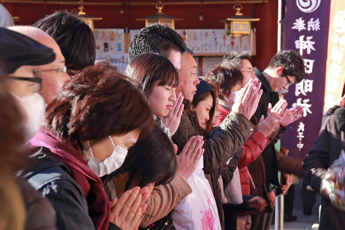Kanda Myojin New Year