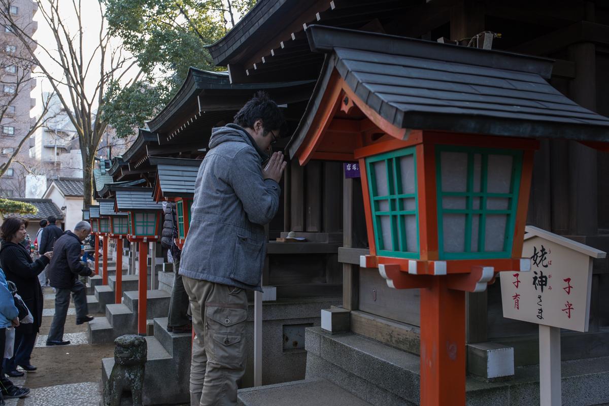 Chiba Shrine New Year
