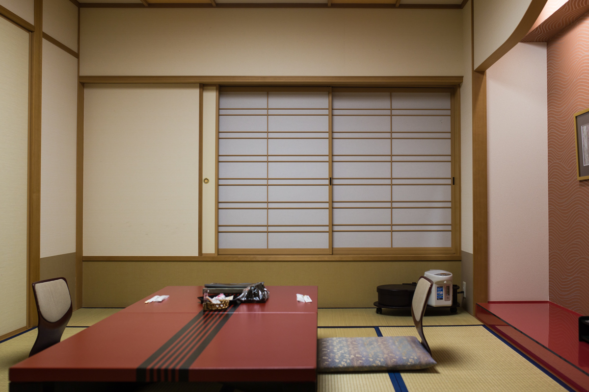 Japanese Style Room at Hida Hotel Plaza Takayama