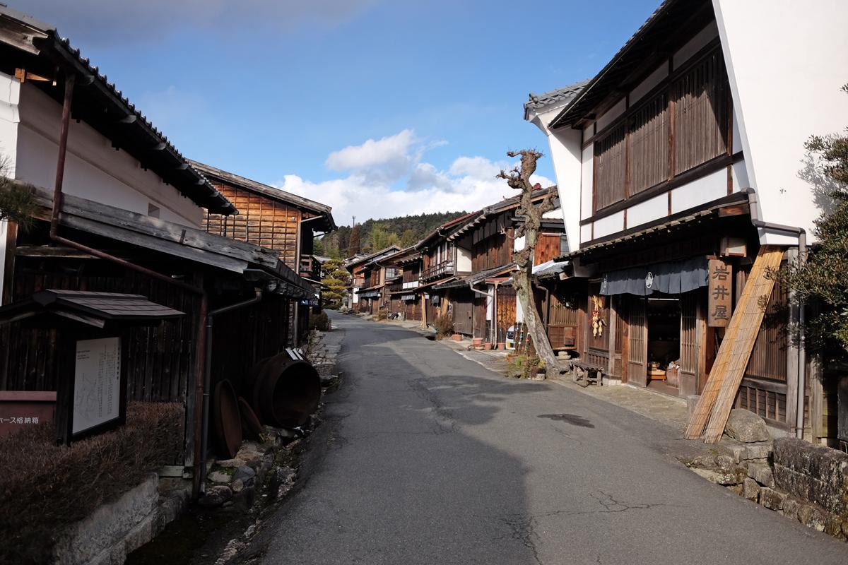 Tsumago-juku Nagiso