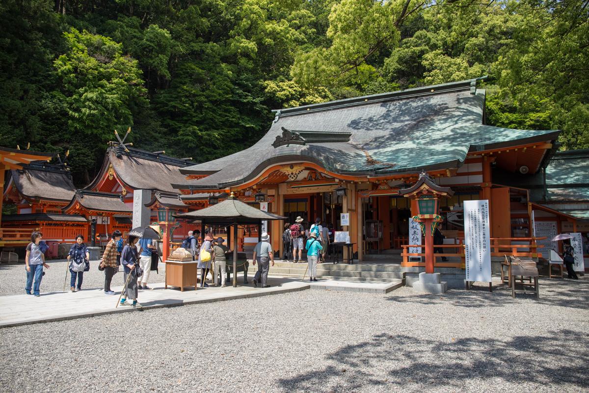 Nachi Taisha Shrine