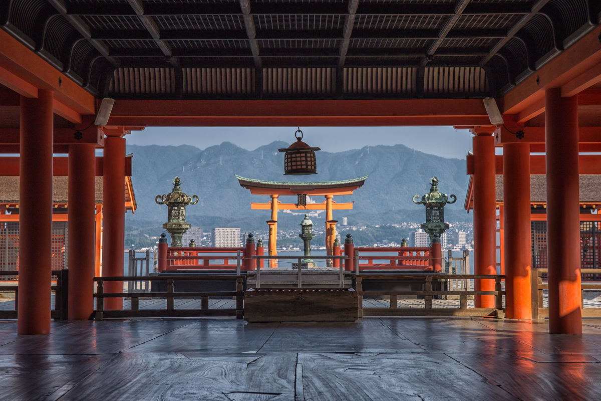 Itsukushima Jinja Shrine