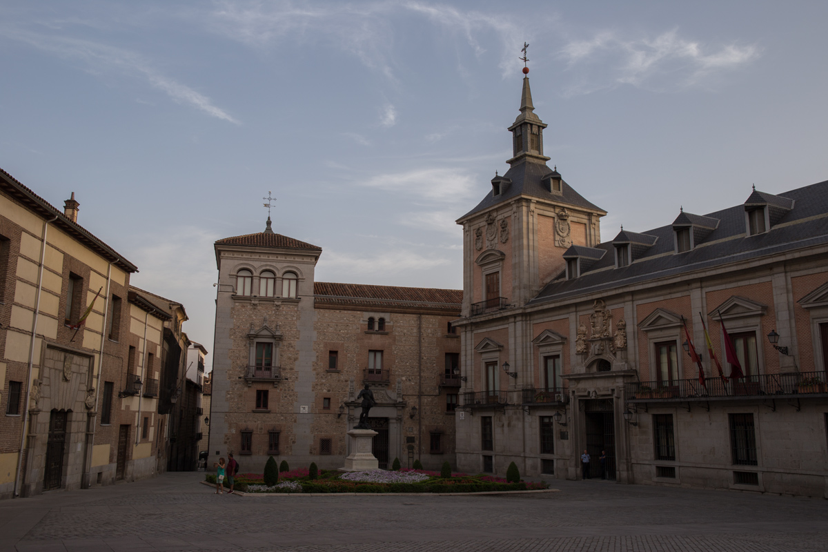 Plaza de Villa Madrid