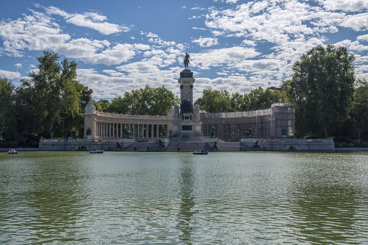 Reitro Park Madrid