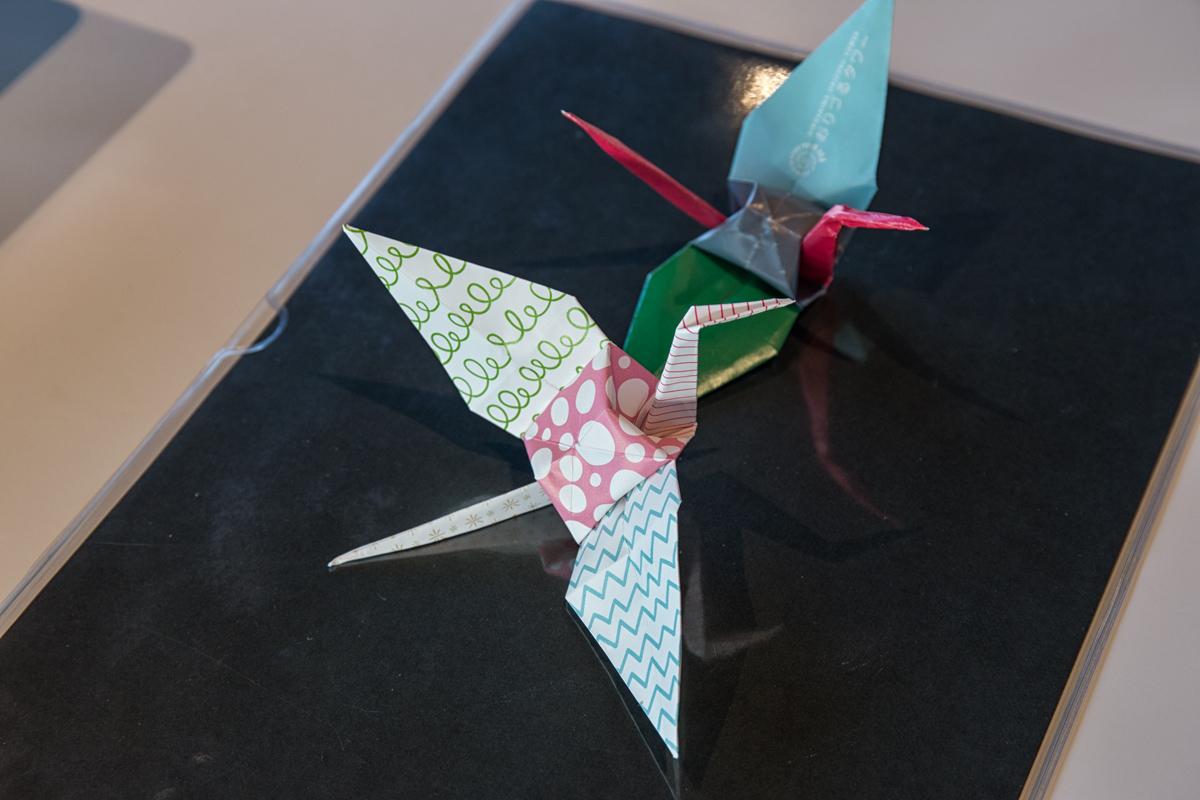 Tsuru Crane Origami