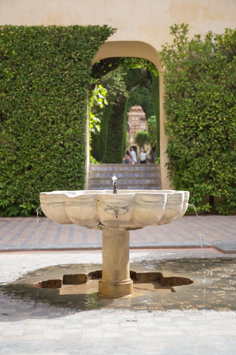 Garden-Real-Alcazar