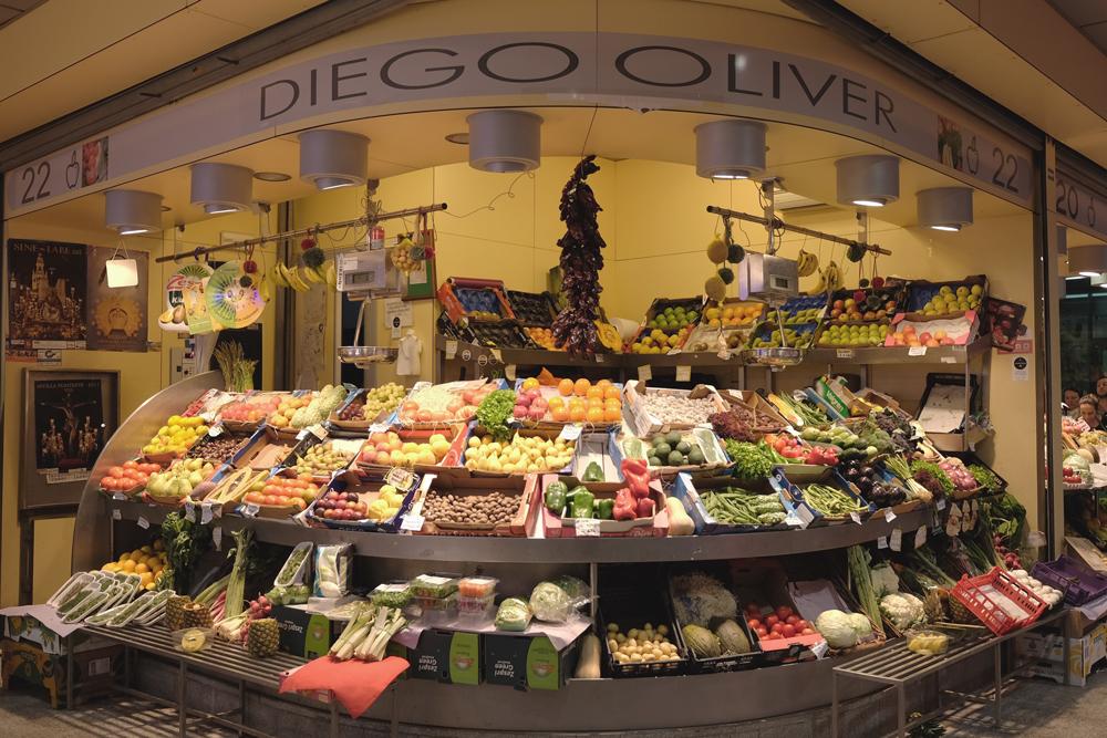 Encarnation Market Seville