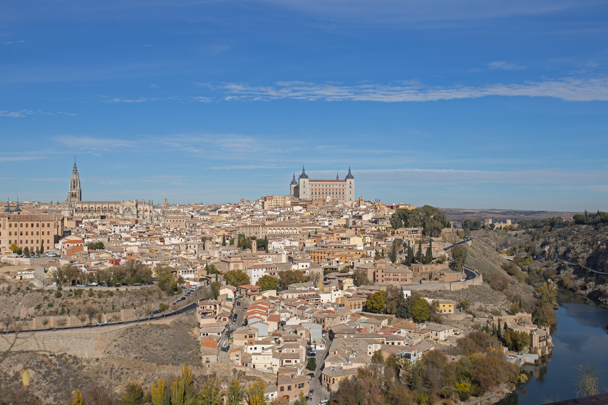 Toledo view from Mirador