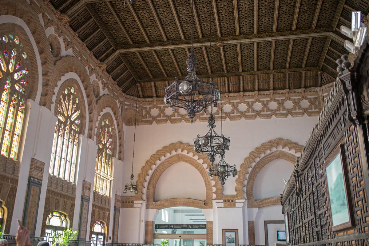 Toledo AVE station