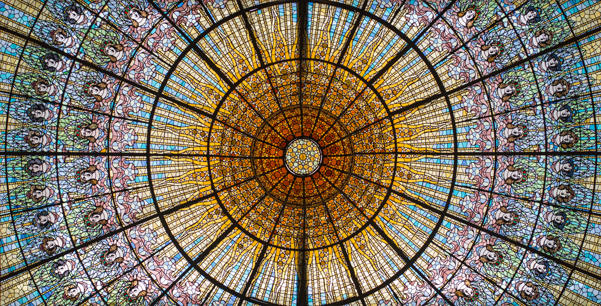 Guided Tour Palau de la Musica Barcelona