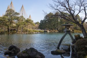 Kenrokuen Garden