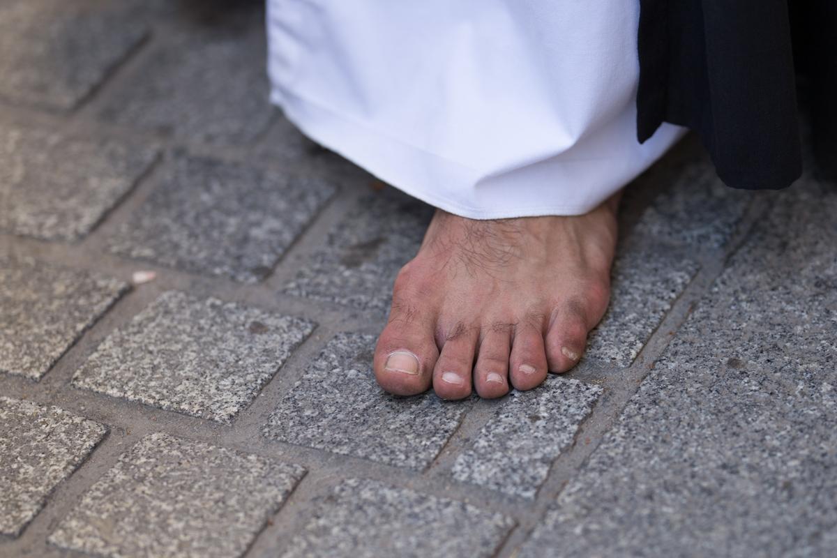 Barefoot Semana Santa