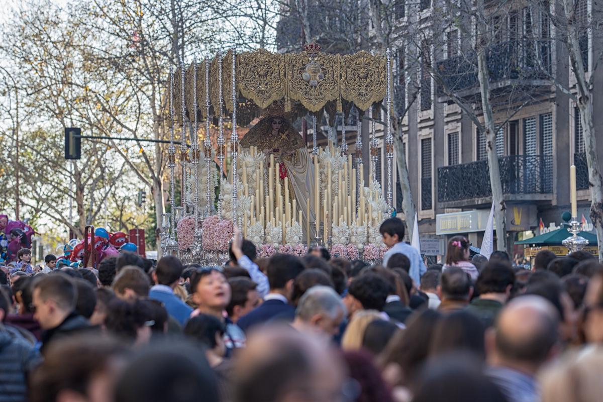 Holy Week of Seville San Gonzalo