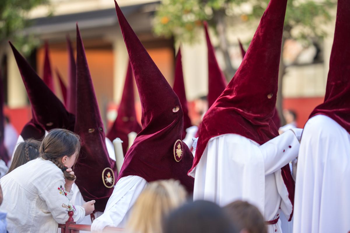 Semana Santa de Sevilla Dolores del Cerro