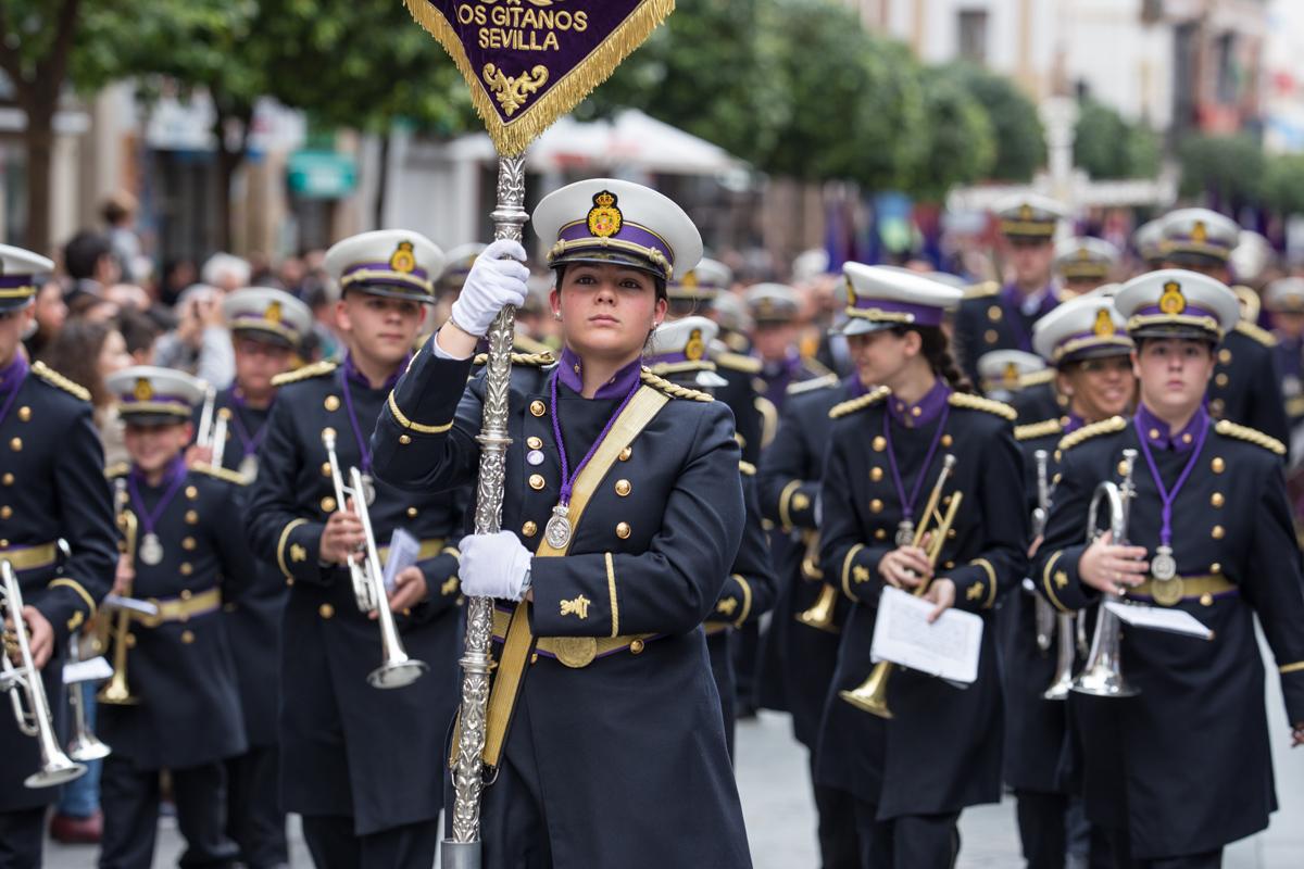 Marching Band Semana Santa Seville