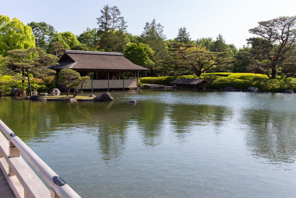 Japanese Garden Showa Kinen Park