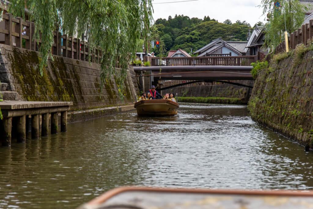Boat Sawara Japan