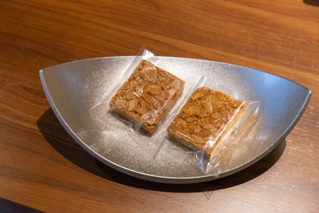 Japanese sweets Shirakabaso